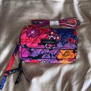 Small Vera Bradley crossbody bag